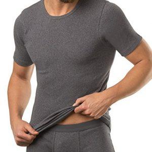 2x-Kumpf-Herren-Unterhemden-12-Arm-Bio-Cotton-Doppelripp-336260153-Fb-carbon-0