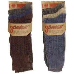 BRUBAKER-Damen-oder-Herren-Socken-Jeanssocken-Biosocken-100-Baumwolle-6er-Pack-0