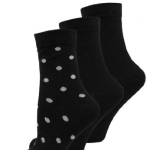 Capelli-New-York-Bio-Cotton-Socken-3er-Pack-DOTS-0
