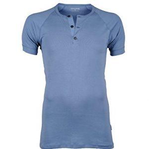 Dilling-Baumwoll-Shirt-mit-Knopfleiste-fr-Herren-0
