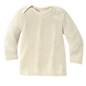 Disana-31301XX-Melange-Pullover-Wolle-natur-0