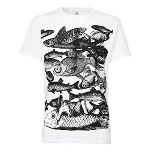 Fish-T-Shirt-blackwhite-0