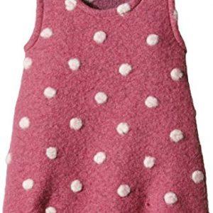 LANA-Baby-Mdchen-Pullover-Longtop-Gepunktet-0