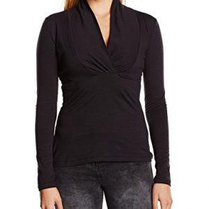 LANA-Damen-Langarmshirt-Shirt-Alice-Einfarbig-0