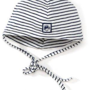 LANA-natural-wear-Unisex-Baby-Babybekleidung-Mtzchen-Hte-Kopftcher-gestreift-900-3800-5006-0