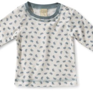LANA-natural-wear-Unisex-Baby-Sweatshirt-Tierdruck-900-3201-5007-T-Shirt-Babalu-0