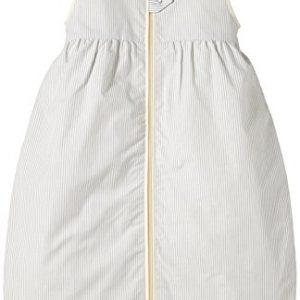 Lana-Natural-Wear-Unisex-Baby-Schlafsack-Molton-Streifen-0