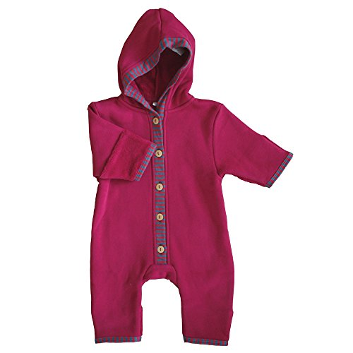 leela cotton baby fleece overall 2814 aus bio baumwolle biomodeshop. Black Bedroom Furniture Sets. Home Design Ideas