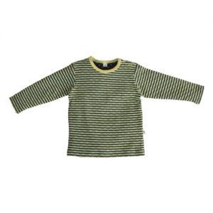 Leela-Cotton-Baby-Kinder-Langarmshirt-zum-Wenden-aus-Bio-Baumwolle-in-AnthrazitMaisgelb-0