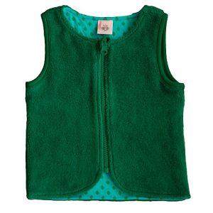 Leela-Cotton-BabyKinder-Fleece-Weste-2820-aus-Bio-Baumwolle-0