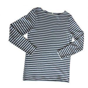 Leela-Cotton-Damen-BlauNatur-gestreiftes-Sweatshirt-Picasso-aus-reiner-Bio-Baumwolle-0