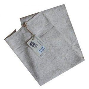 Leela-Cotton-Frottee-Duschtuch-aus-reiner-Bio-Baumwolle-natur-70-x-140-cm-0