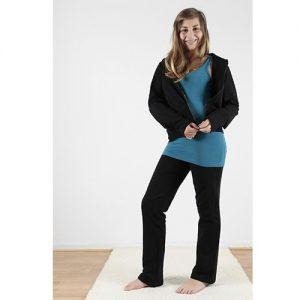 Leela-Cotton-Yogahose-ideal-fr-Yoga-Wellness-und-Sport-aus-Bio-Baumwolle-0