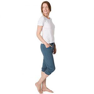 Living-Crafts-Damen-34-Relax-Hose-aus-Bio-Baumwolle-0