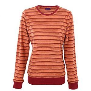 Living-Crafts-Damen-Pyjama-Frottee-aus-Bio-Baumwolle-0
