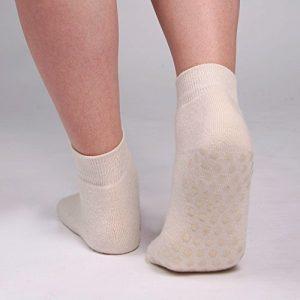 Living-Crafts-DamenHerren-Wollplschsocken-aus-Bio-Wolle-0