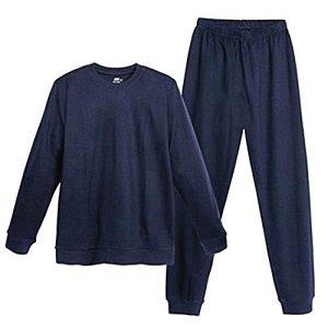 Living-Crafts-Herren-Pyjama-2-teilig-aus-Bio-Baumwolle-0