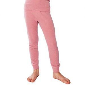Living-Crafts-Kinder-Lange-Unterhose-aus-Bio-WolleSeide-0