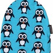 MAXOMORRA-Jungen-Mtze-Pinguine-Blau-Biobaumwolle-GOTS-0