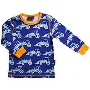 MAXOMORRA-Jungen-T-Shirt-Langarm-Bagger-Traktor-Biobaumwolle-GOTS-0