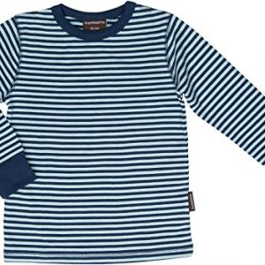 MAXOMORRA-TOP-LS-T-Shirt-Jungen-Blau-Streifen-Biobaumwolle-GOTS-0