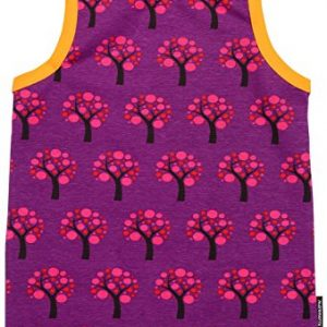 MAXOMORRA-Unterhemd-Tank-Top-Mdchen-Apfelbaum-Apple-Tree-Lila-BioBaumwolle-GOTS-0