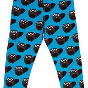 Maxomorra-Leggings-Beaver-Blue-0
