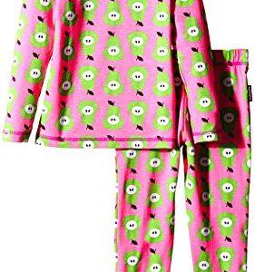 Maxomorra-Mdchen-Zweiteiliger-Schlafanzug-AU5A-M090-Pyama-Set-LS-0