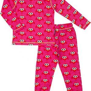 Maxomorra-Pyjama-Schlafanzug-Butterfly-Schmetterling-Rosa-Mdchen-GOTS-BioBaumwolle-0