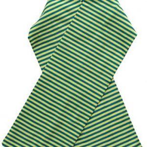 Maxomorra-langer-Schal-Biobaumwolle-Streifen-grn-0