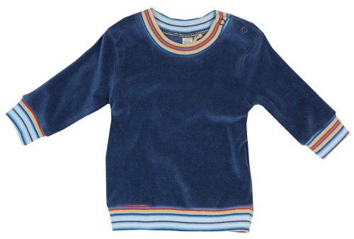 Leela Cotton Baby//Kinder Nicky-Sweatshirt Bio-Baumwolle