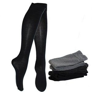 Tchibo-Damen-Kniestrmpfe-ohne-Einschnren-Bio-Baumwolle-3-oder-6-Paar-mehrfarbig-sortiert-Gr-35-38-oder-Gr-39-42-0