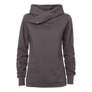 ThokkThokk-TT1007-Hooded-Sweater-Woman-Graphite-0