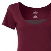 ThokkThokk-TT25-Deep-Neck-T-Shirt-Bordeaux-0-0