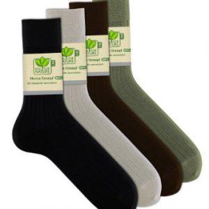 YOU-FOR-NATURE-Herren-SockenStrmpfe-100-BIO-Baumwolle-mercerisiert-0