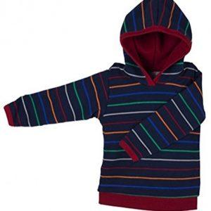 Kinder-Shirt-langarm-mit-Kapuze-blaugeringelt-Bio-98104-0
