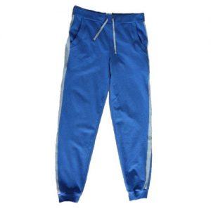 Leela-Cotton-Herren-Sporthose-5018-fr-Freizeit-Yoga-und-Sport-aus-reiner-Bio-Baumwolle-Denimblau-Gr-L-0