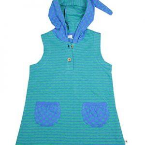 Leela-Cotton-Kinder-Kapuzenkleid-aus-Bio-Baumwolle-98104-nordischbalu-irischgruen-0