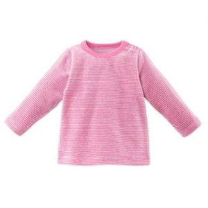 Living-Crafts-Baby-Nicki-Pulli-Bio-Baumwolle-8692-rosa-gestreift-0