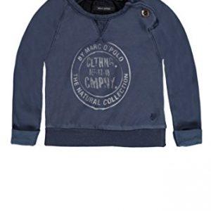 Marc-O-Polo-Kids-Baby-Jungen-Sweatshirt-Pullover-11-Arm-Gr-68-Blau-mood-indigoblue-3008-0