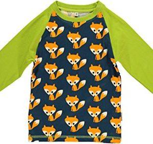Maxomorra-Jungen-Shirt-Longsleeve-Foxes-Bio-Baumwolle-GOTS-blau-Gre122128-0