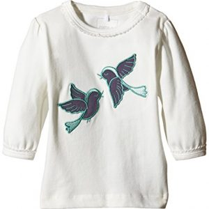 NAME-IT-Baby-Mdchen-Langarmshirt-Nitnanna-Nb-So-Ls-Top-Ger-515-mit-Print-Gr-74-Wei-Cloud-Dancer-0