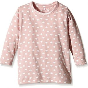 NAME-IT-Baby-Mdchen-Langarmshirt-nitEBBA-NB-SO-LS-TOP-GER-116-Gepunktet-Gr-74-Mehrfarbig-Zephyr-0