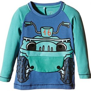NAME-IT-Jungen-Langarmshirt-NITOLFERT-M-LS-TOP-615-Gr-80-Mehrfarbig-Federal-Blue-0