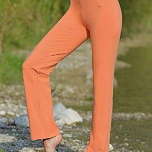 Wellnesshose-f-Damen-Herren-Orange-S-0
