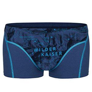 EIN-SCHNER-FLECK-ERDE-Herren-Boxershorts-Wilder-Kaiser-Bio-Baumwolle-Fair-produziert-Alpines-Design-Bedruckt-M-0