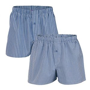 Living-Crafts-Boxer-Shorts-2er-Pack-L-Denim-Blue-0